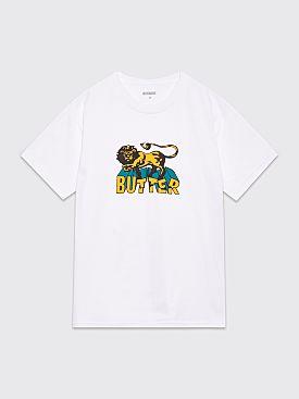 Butter Goods Jah T-shirt White