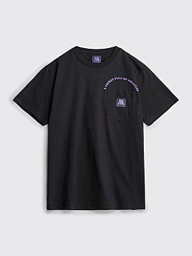 Carhartt WIP x Motown Pocket T-shirt Black