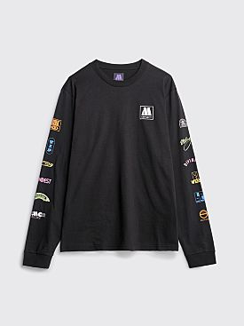 Carhartt WIP x Motown Sublabels LS T-shirt Black