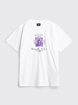 Carhartt WIP x Motown Snake Pit T-shirt White