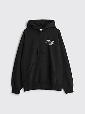 Carhartt WIP Relevant Parties x Ghostly Sweatshirt Black