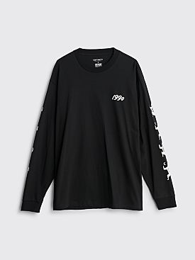 Carhartt WIP Relevant Parties x Ninja Tune T-shirt Black
