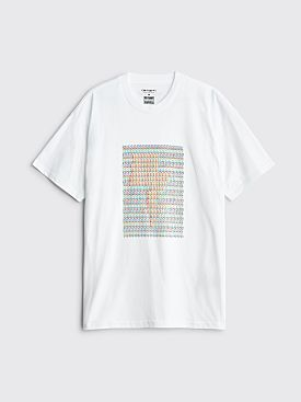 Carhartt WIP Relevant Parties x DFA T-shirt White