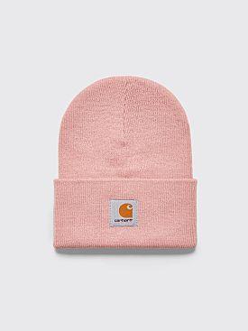 Carhartt WIP Acrylic Watch Hat Pink