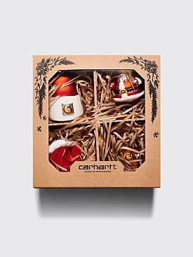 Carhartt WIP Christmas Ornaments Set