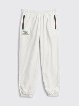 Casablanca Sport Tracksuit Nylon Pants White