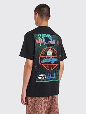 Cav Empt Design Lighter T-shirt Black