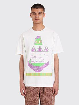 Cav Empt C.E Cone T-shirt White