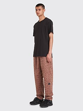 Cav Empt Overdye Noise Beach Pants Brown