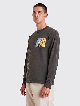 Cav Empt MD THINKtank LS T-shirt Black