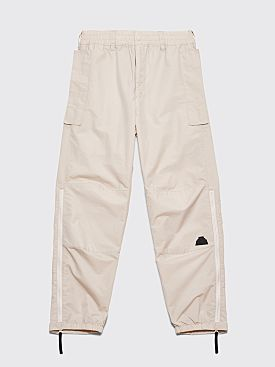 Cav Empt Weather Pants Natural White