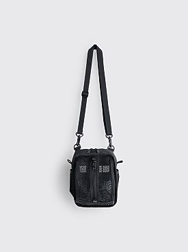 Cav Empt Mesh Small Bag Black