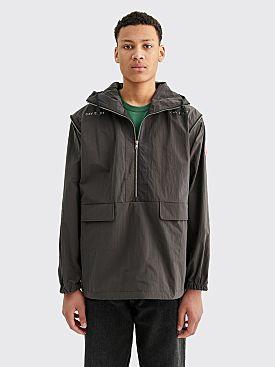 Cav Empt Conceal Sleeve Pullover Jacket Grey