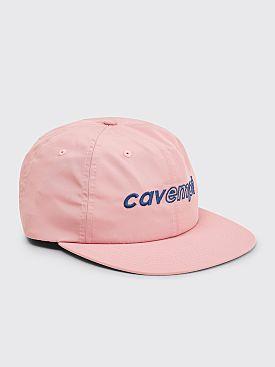 Cav Empt Low Cap Pink