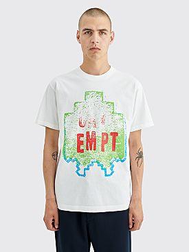 Cav Empt Ziggurat Stamp T-shirt White