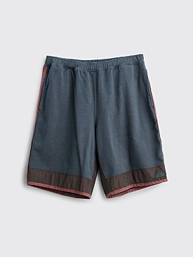 Cav Empt Taped Light Shorts Charcoal