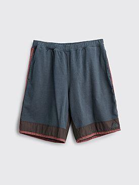 Cav Empt Taped Light Shorts Charcoal