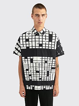 Cav Empt Perspective Short Sleeve Shirt Black
