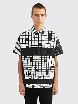 Cav Empt Perspective Short Sleeve Shirt Black