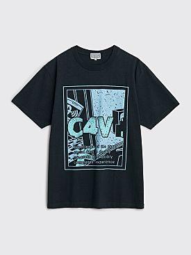Cav Empt C4V 3MPT T-shirt Black