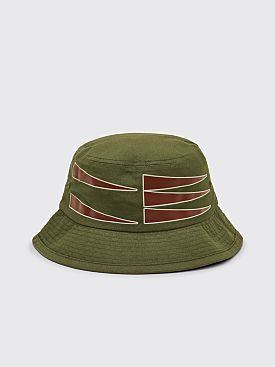 Cav Empt Bucket Hat Brown