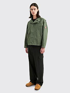 Cav Empt Armed Jacket Green