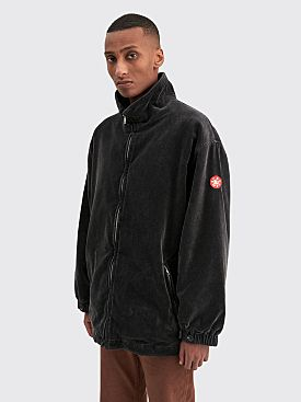 Cav Empt Cord Zip Warm Jacket Grey