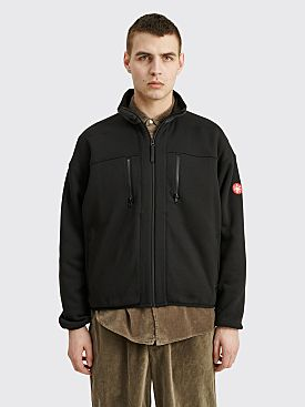 Cav Empt Furry Back Softshell Black