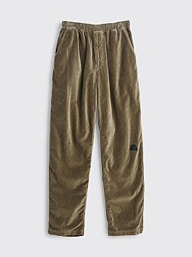Cav Empt Velvet Beach Pants Brown