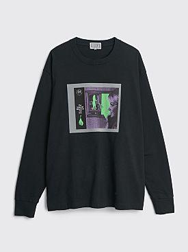 Cav Empt Wherever Long Sleeve T-shirt Black