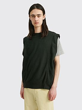 Cav Empt Soft Crew Vest Black