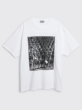 Cav Empt MD ProductPlaCEment T-shirt White