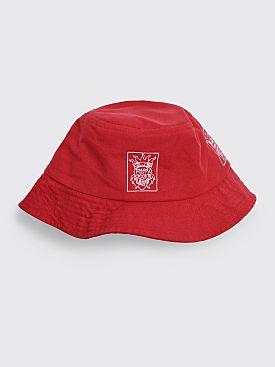 Cav Empt Flavor Hat Red