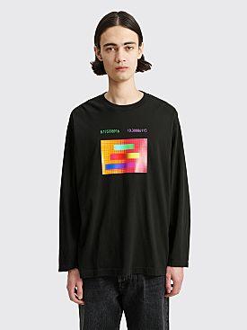 Cav Empt 8.175798916 Utility Long Sleeve T-shirt Black