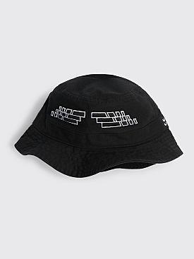 Cav Empt Ziggurat Silhouette Hat Black