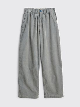 Cav Empt Bleached Cord Comfort Pants Grey