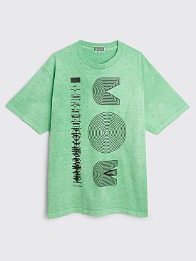 Cav Empt Overdye Concentric T-shirt Green
