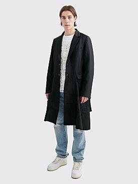 Comme des Garçons Homme Plus Coat Jacket Black