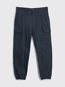 Comme des Garçons Homme Ripstop Cargo Pants Navy