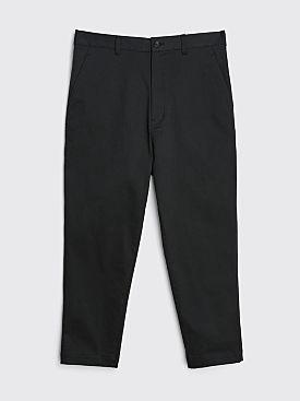 Comme des Garçons Homme Cotton Chino Pants Black