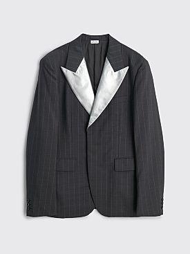 Comme des Garçons Homme Plus Wool Jacket Charcoal Grey
