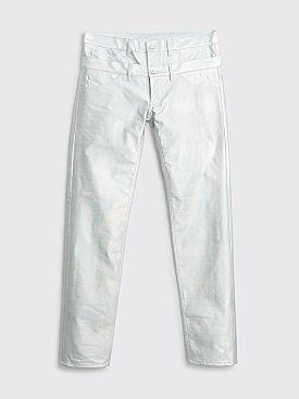 Comme des Garçons Homme Plus Waist Pants Silver