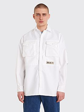 Junya Watanabe MAN eYe x Ark Air Jacket White