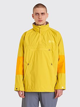 Junya Watanabe MAN eYe x Gore-Tex Windstopper Jacket Yellow