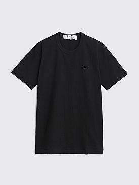 Comme des Garçons Play Mini Heart T-shirt Black