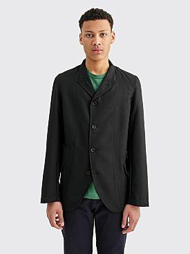 Comme des Garçons Shirt Wool Jacket Black