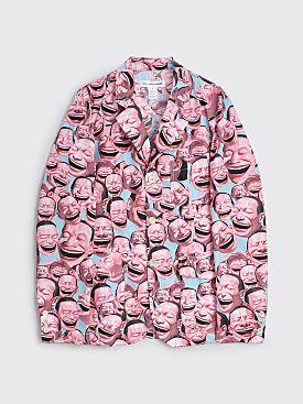 Comme des Garçons Shirt x Yue Minjun Jacket Print A