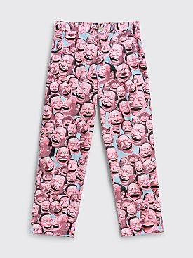 Comme des Garçons Shirt x Yue Minjun Pants Print A