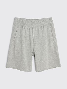 Comme des Garçons Shirt Cotton Shorts Grey