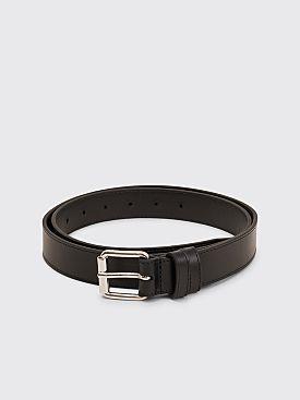 Comme des Garçons Wallet Belt Black